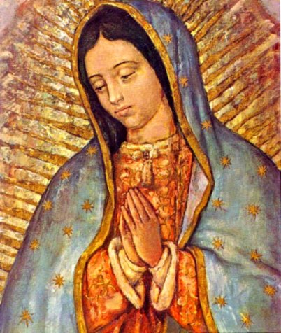 Guadalupe-Gottesmutter
